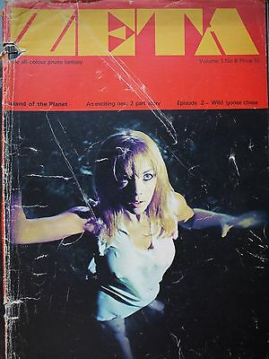 Zeta magazine Vol 1 No.6 - 1968
