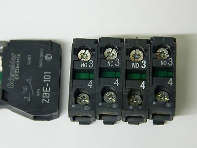Telemecanique ZBE-101 N/O contactor 5 OFF