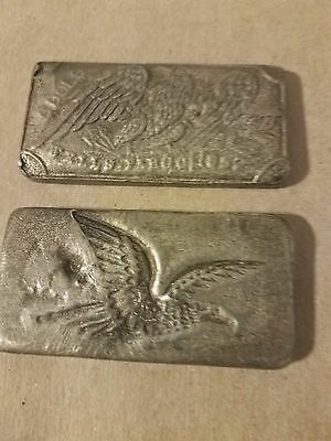 silver bars color wells fargo etc3 to 5 onces