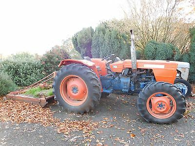 4WD Same tractor