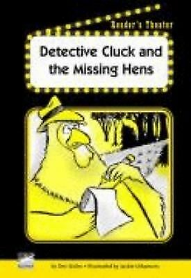 Detective Cluck and the Missing Hens-ExLibrary