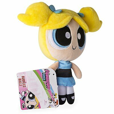 Powerpuff Girls - 8 Plush - Bubbles by Power Puff Girls