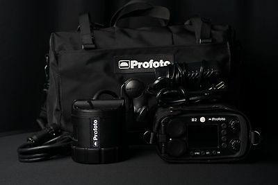 Profoto B2 AirTTL To-Go Kit with carry bag