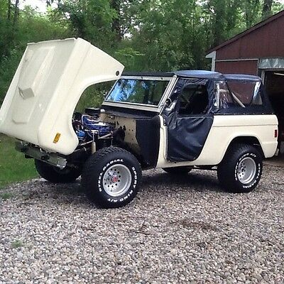 1977 Ford Bronco Roadster 1977 ford bronco