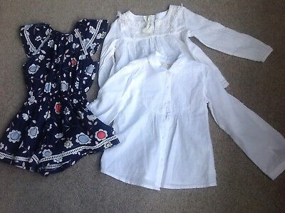 Country Road Romper And Zara White Summer Tops