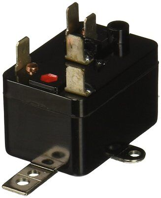 Supco 90293 General Purpose Fan Relay, 1 A Load Current, 24 V Coil Voltage, Pole