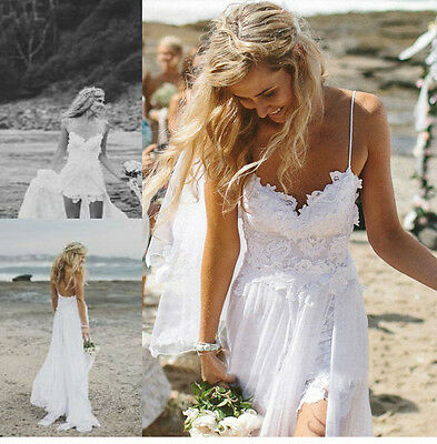 New Arrive Chiffon  Lace Princess Wedding Dresses Backless Bridal Gowns