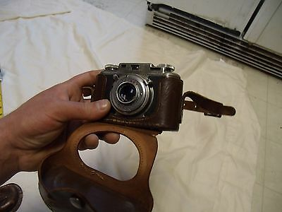 Bolsey 35 Mm Camera Model B 1947 As Pictured
