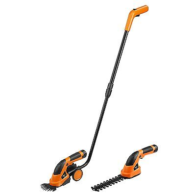 VonHaus 7.2V LithiumVonHaus 7.2V Li-ion 2 in 1 Cordless Grass Shear and Hedge &