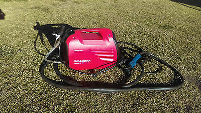 BOC smootharc 40 plasma cutter binzel torch