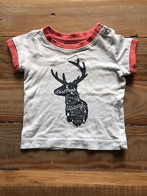 Baby Cotton On Top 0-3 Months Size 000 Boy Girl - Free Postage