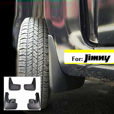 Fit For Suzuki Jimny 2005-2017 Front Rear Mud Flap Splash Guard Mudflaps Molded