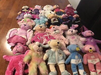 20 Assorted Beanie Kids