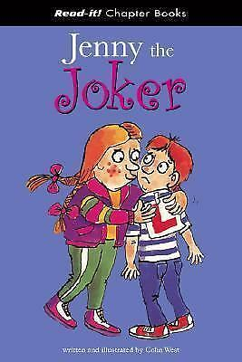 Jenny the Joker (Read-It! Chapter Books)-ExLibrary