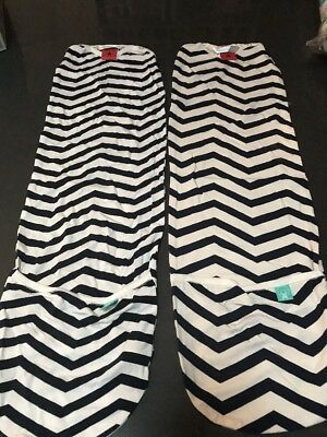 2 BNWOT Ergo Cocoon Air Swaddles Size 0-6 months