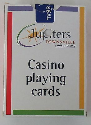 Jupiters Casino Townsville Playing Cards
