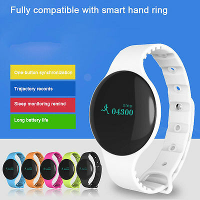 Sports Waterproof Bluetooth Smart Watch Phone Mate For Android iPhone Samsung LG
