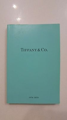 Rare Original Tiffany & Co. 1978-1979 Bluebook Catalog