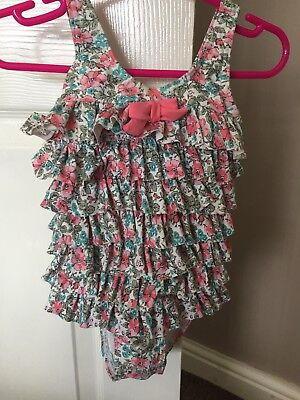 Next Girls Swimming Costume Age 18 To 24 Months