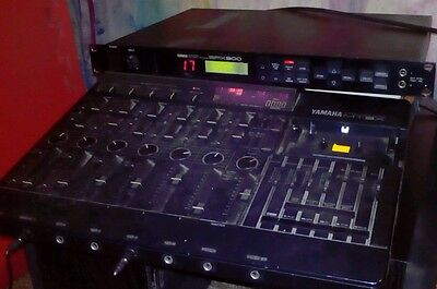 Yamaha SPX 900 FX Rack Unit & MT3X Multitrack Mixer / Recorder USED
