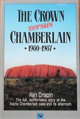 The Crown versus Chamberlain 1980-1987 by Ken Crispin (Paperback, 1987)