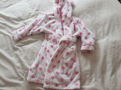 mini mode girls dressing gown 18 - 24months. 2 years