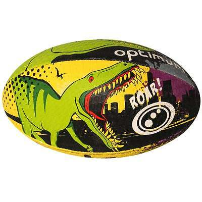 Dino City Rugby Ball