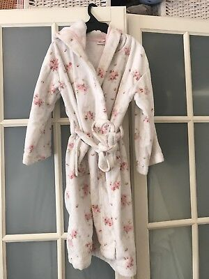 Little White Company Age 5-6 Dressing Gown