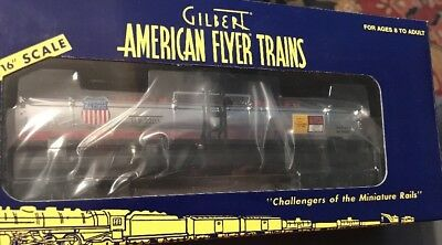 American Flyer - Nasg 2003 Commemorative Union Pacific Tank Car 6-48233 New