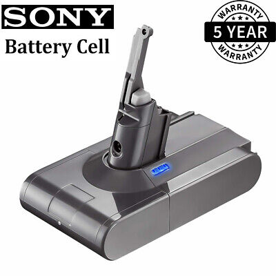 21.6V 3.0Ah Battery for Dyson Absolute V6 DC58 DC59 DC61 DC62 D72 DC74 BC683