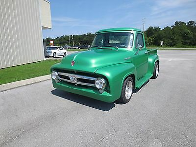 1953 Ford F-100  1953 Ford F100