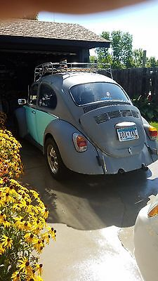 1968 Volkswagen Beetle - Classic  Rust Free Southern Car