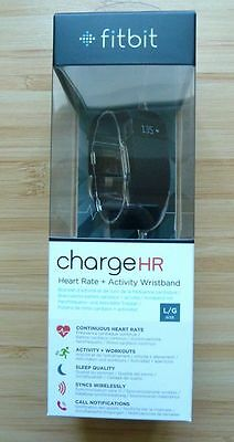 Fitbit Charge HR Activity Heart Rate And Sleep Wristband