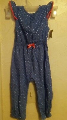New girls 1pc outfit romper size 18 months Cherokee