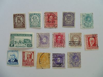 L1674 - Mixed Spain Stamps