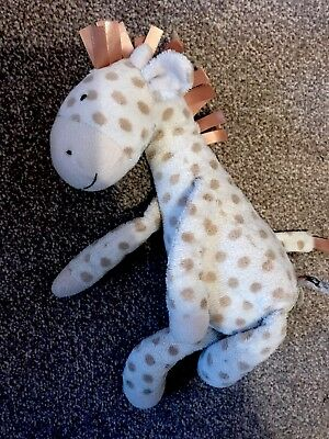 Jellycat Giraffe Soft Medium Toy Suitable From Birth Baby Toddler
