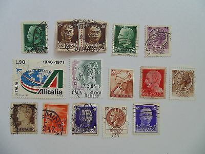 L1685 - Mixed Italy Stamps