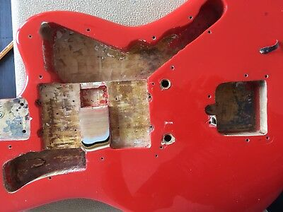 Original 1964 Fender Jazzmaster Body