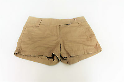 J Crew Women's Shorts Size 2 Good Condition Pre-owned
