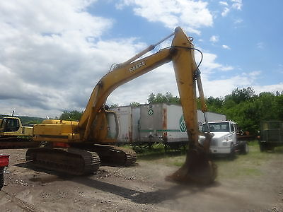 John Deere 270 LC Hydraulic Excavator CLEAN !!! LONG STICK 270LC