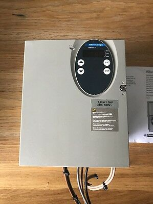 Telemacanique Altivar 31 2.2 kw 380/500v  inverter