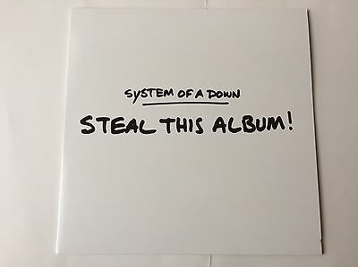 System Of A Down - Steal This Album! - Rare Vinyl Lp, Nu-Metal