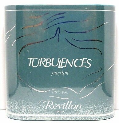 REVILLON TURBULENCES PURE PARFUM SPLASH 0.5 Oz / 15 ml DISCONTINUED ITEM SEALED!