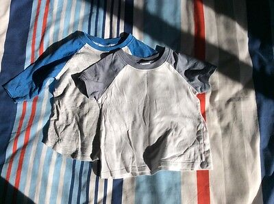 Target Boys Tshirts Size 6-12 Momths
