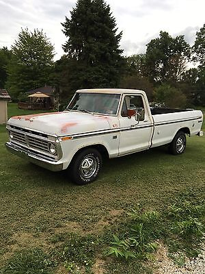1973 Ford F-100  1973 Ford F-100