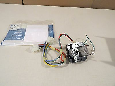 Electrolux 241854501 motor evaporator fan new genuine for Frigidaire refrigerator evaporator fan motor 5303918549