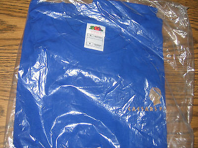 Caesars Palace Las Vegas t shirt blue size medium