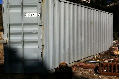 shipping container 6m.     Nowra