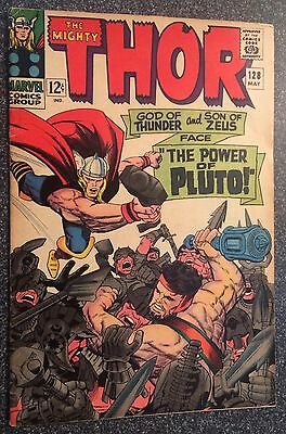 Thor #128 (May 1966, Marvel)