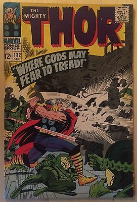 Thor #132 (Sep 1966, Marvel)